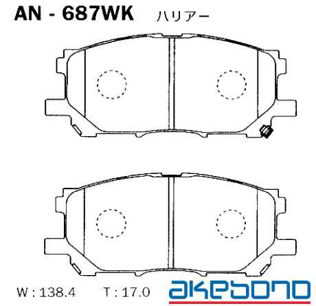 AN-687WK