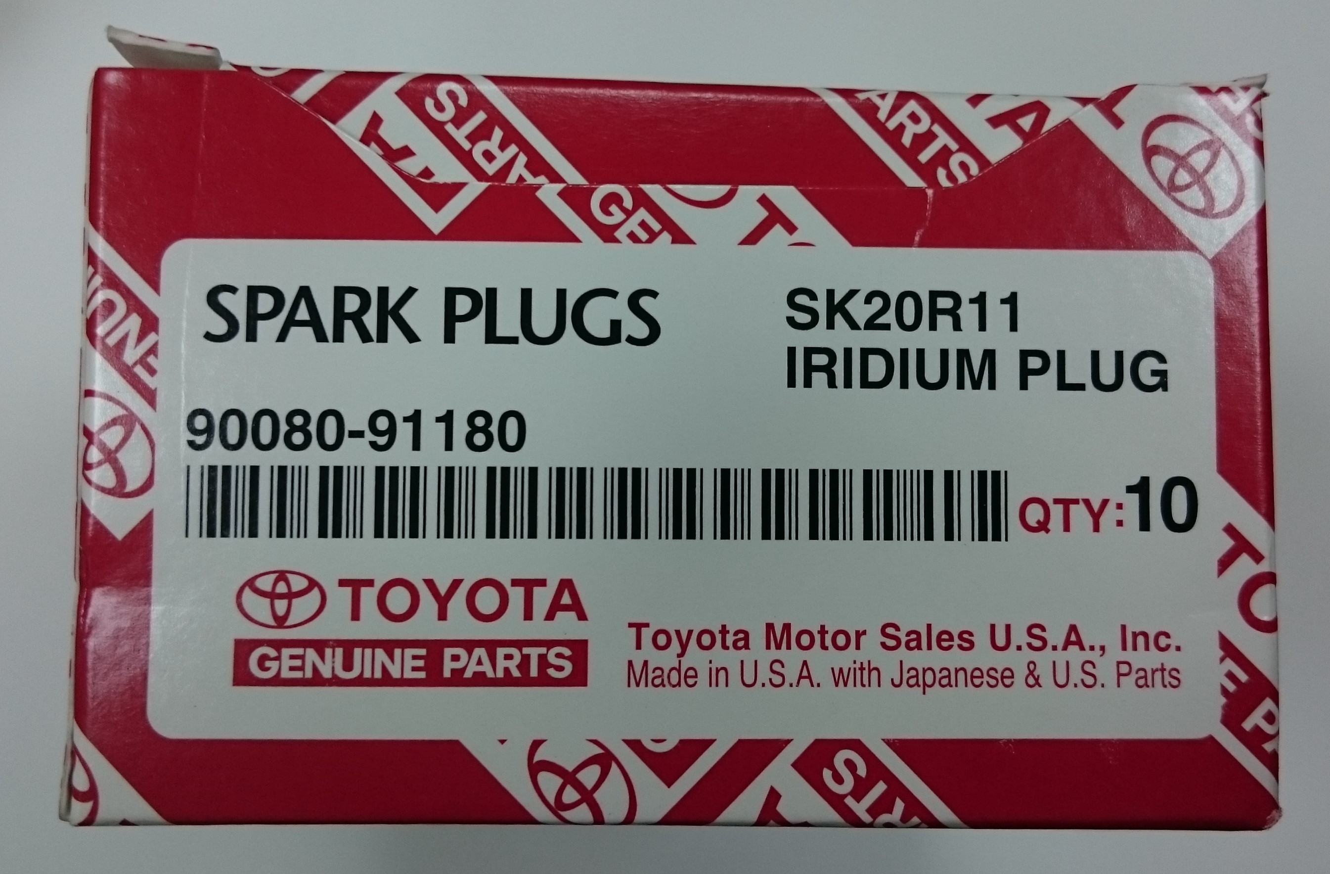 automotive flipping genuine lg px trade parts autoparts thumb toyota pallet