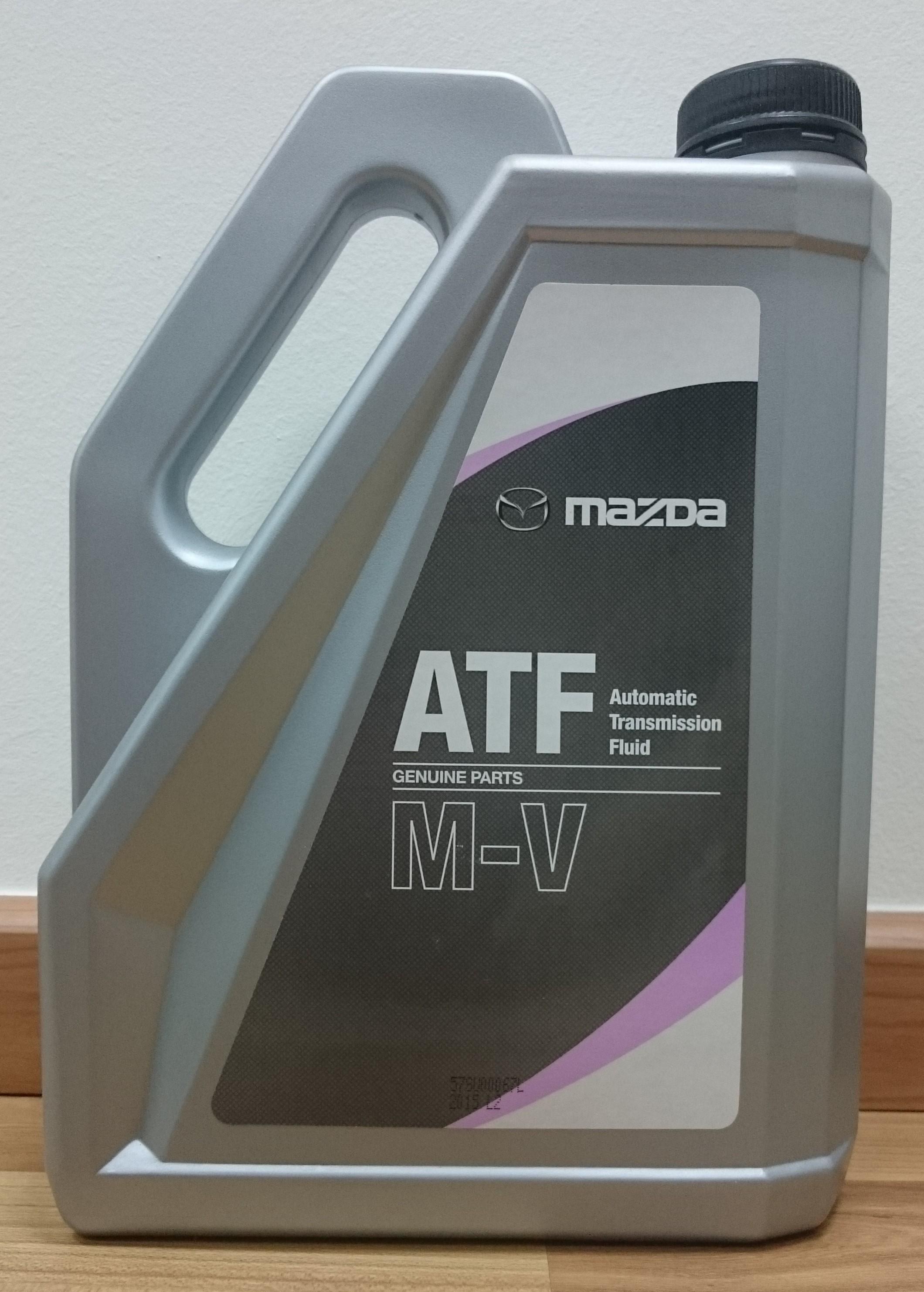 MAZDA AUTO TRANSMISSION FLUID M-V / ATF 4 Liter