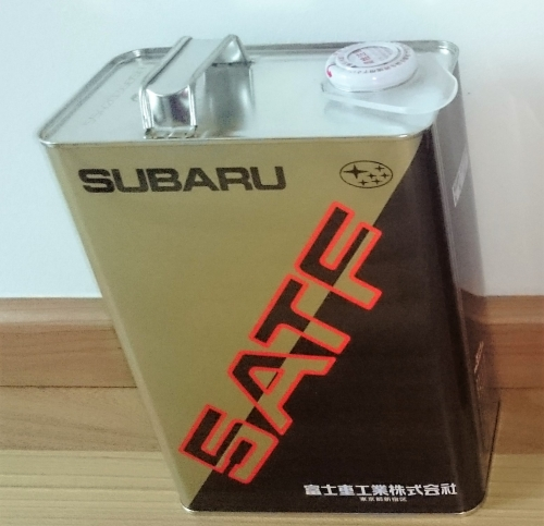 SUBARU_5ATF
