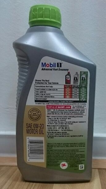 mobil 1 0w20 advanced full synthetic engine oil 1 us quart kkb. Black Bedroom Furniture Sets. Home Design Ideas