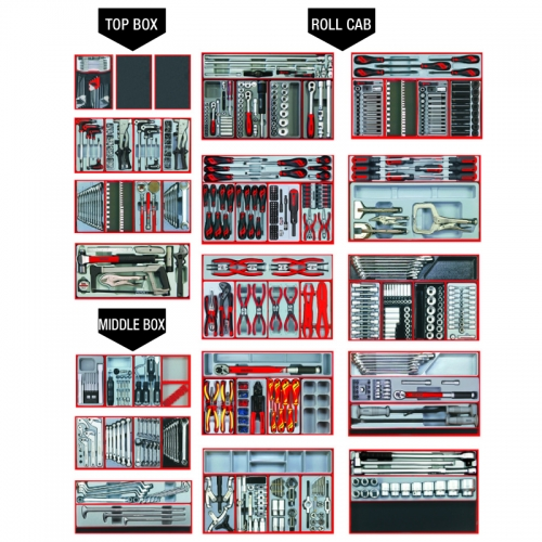 TCMM1001N-TRAYS