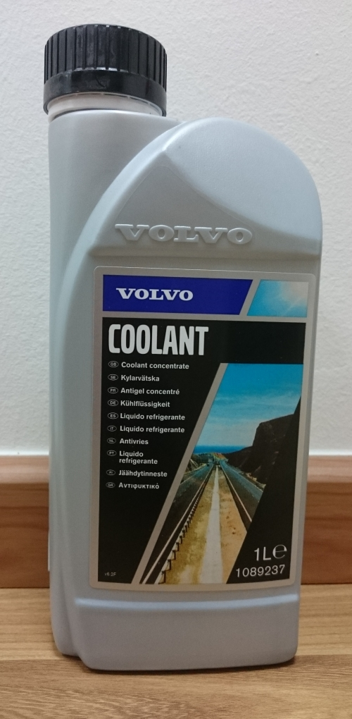 Toyota Super Long Life Coolant >> TOYOTA 1 GALLON 50/50 PRE-MIXED ANTI-RUST ANTI-FREEZE ...