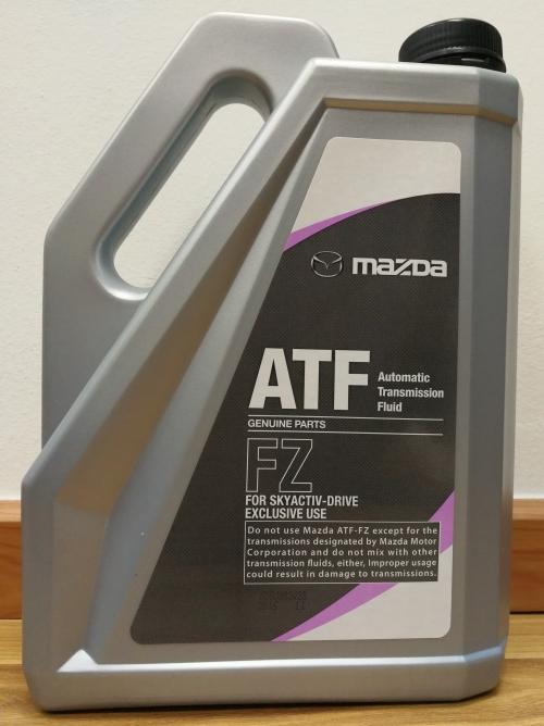 Mazda Atf Fz X